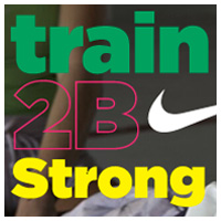 Nike Woman Community (Train 2 be Strong)